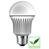 install energy saving light bulbs